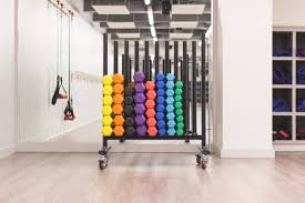 high intensity workouts for hotel gyms