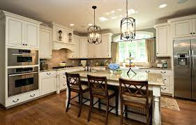 Traditional Kitchens Designs Interesting Enlarge Traditional Kitchen Ideas Lighting Great Island Pocketstudio