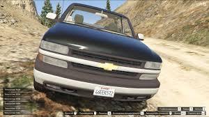 GTA 5 2000 Chevrolet Silverado 1500 - YouTube