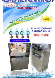 MÁY LOC NƯỚC UỐNG CÔNG NGHIỆP RO NÓNG LẠNH - Máy lọc nước giá rẻ