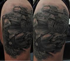 Petr Kovář Tattoo Barber Tattoo