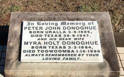 Peter John Donoghue (1885-1947) - Find A Grave Memorial