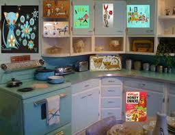 Retro Kitchens Pinterest Retro Kitchens Decorated 1000 Images About 1950s On Pinterest