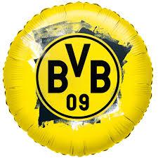 Bvb | complete borussia dortmund gmbh & co. Ballon Paradies Zeulenroda Folienballon Bvb Borussia Dortmund Heliumgefullt