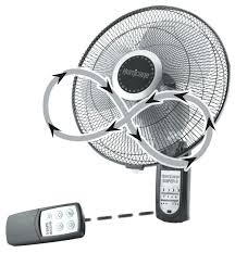wall mounted oscillating fan hurricane super 8 digital wall mount fan in image 1 heller 40cm wall mounted oscillating fan