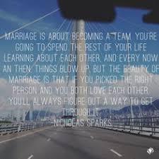 Nicholas Sparks Quotes About Marriage. QuotesGram via Relatably.com