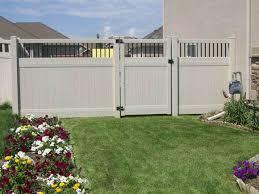 vinyl fence ideas. Brilliant Vinyl Vinyl Fence Gate Ideas And D