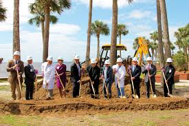 Bishop blesses groundbreaking for new Riverside heart facility - The  Resident Community News Group, Inc. | The Resident Community News Group,  Inc.