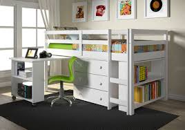 cool loft beds with desk. Delighful With Donco Kids Low Study Loft Bed Throughout Cool Beds With Desk P