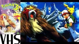 Opening to Pokémon 3: The Movie UK VHS - YouTube