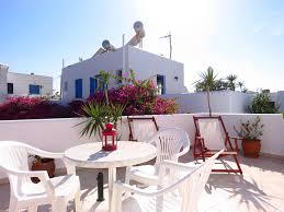 First Floor Terrace Design Studio For 3 Persons With Large Terrace Scorpio Studios