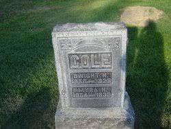 "Elmira ""Myra"" Hopkins Cole (1854-1938) - Find A Grave Memorial"
