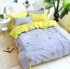 yellow bedding yellow with shades of grey bedding yellow bedding setatching curtains