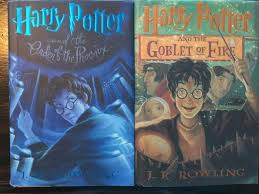 j k rowling harry potter and the goblet of fire us harry potter