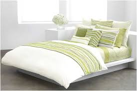 green patterned duvet covers