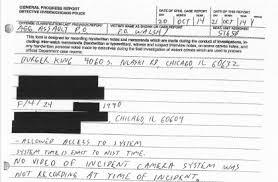 The Laquan Mcdonald Jason Van Dyke Shooting Police Reports Cbs