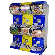 Gashapon Vending Machine Adorable China Gashapon Toy Machine Coin Operated Toy Machine Gashapon
