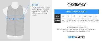 Connelly Life Jacket Size Chart Connelly Concept Cga Life Jacket