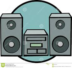 sound system clipart. pin musician clipart sound system #1 s