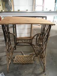 DiggersList pick of the day: Singer treadle sewing machine base