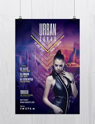 Free Flyer Template Download Urban Sound Free Psd Flyer Template Download Free Psd