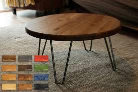 wooden rustic vintage industrial round
