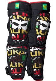 Kali Knee Pads Size Chart Aazis Plus 180 Soft Knee Shin Guards