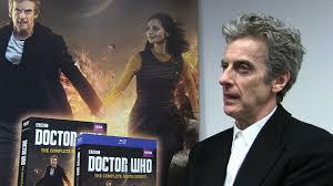doctor who interview hmv com talks to peter capaldi