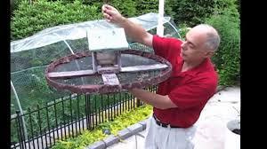squirrel proof bird feeder modification
