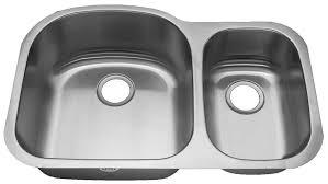 undermount kitchen sink stainless steel: l stainless steel kitchen sink doubleoffsetsinklw l stainless steel kitchen sink