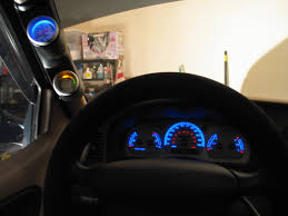 gauges tachometer installation ranger forums the ultimate i had to specify in my order no tach when i got my first set