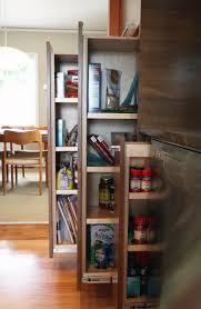 Kitchen Cabinet Sliding Shelf Kitchen Beautiful Cherry Wood Pull Out Storage Kitchen Cabinet