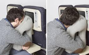 Backpack Pillow Best Airplane Pillow Photos 2017 Blue Maize