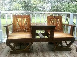 diy wood patio furniture. Furniture Building Plans Patio Double Program . Diy Wood E