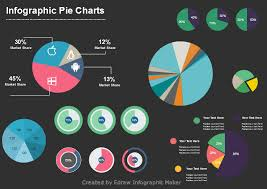 Best Pie Chart Maker 6 Most Popular Charts Used In Infographics