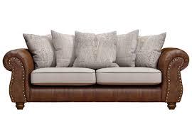 wilmington large leather sofa