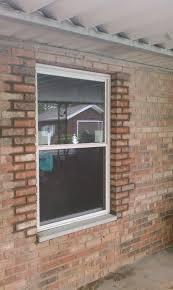 garage brick wall to add a window