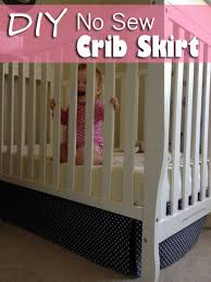 when i set out to decorate my twins nursery i knew i wanted to make my own crib skirt i was so frustrated with the crib skirt i had for my first