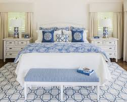 Blue And White Bedrooms Lightandwiregallery Com