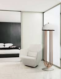 lamp floor standing lamps sunlight bulbs golden elevate your lighting design this spring contemporary lights with reading slim standard tall curved multi
