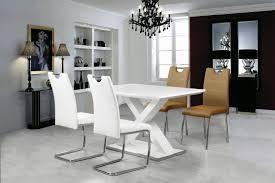 Esstisch Hochglanz Weiß 160 Faszinierend Hoch Design Benivory