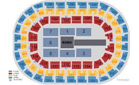 Tickets Wwe Monday Night Raw Oklahoma City Ok At