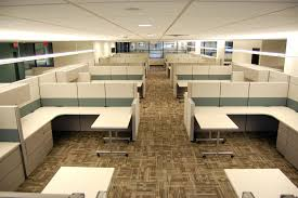 open office cubicles.  Open Open Office No Cubicles Examples 019  With