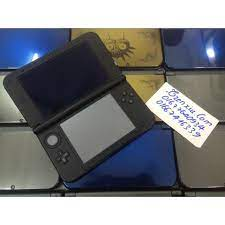 Nintendo 3ds XL 2nd thẻ 32g hackfull game tienxiu
