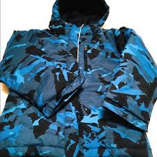 Boys Columbia Camo Jacket Nwt