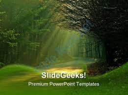 √ Nature Powerpoint Templates And Presentations Decent Nature ...