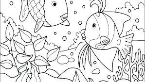 Ocean Coloring Pages Ocean Coloring Pages For Adults Free X
