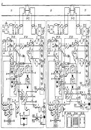 Дипломная работа Основные принципы построения автоблокировки  Рис 8 Схема двухпутной автоблокировки переменного тока для участков с односторонним движением