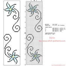 Cross Stitch Bookmark Patterns Interesting Decorating Design