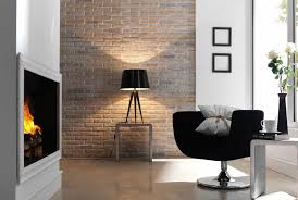 White Exposed Brick Wall White Brick Wall Interior Design Brick Wall Inside House White
